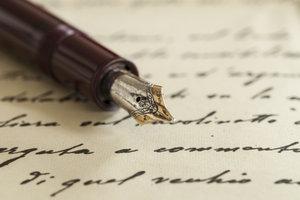 Bei Gedichten gibt es unterschiedliche Perspektiven - darunter das Wir.