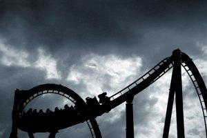 Freizeitparks können auch bei schlechtem Wetter Spaß machen.