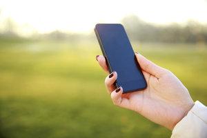 Beim iPhone 5 können Sie Ihre MP3-Dateien als Klingelton einstellen.
