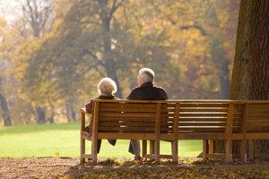 Es gibt zahlreiche Rentner mit geringer Rente.