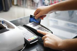 VISA-Kreditkartengebühren basieren oft auf Kartenfunktionen.