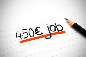 Auch 450-Euro-Jobber haben ein Recht auf pünktliche Gehaltsauszahlung.