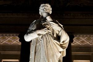 Friedrich Schiller ist einer der bekanntesten deutschen Dichter.