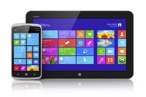 Die neue Oberfläche von Windows 8
