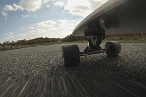 Das Longboard - der große Bruder vom Skateboard