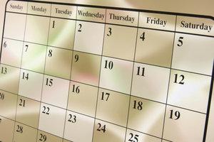 Der Montag heißt Montag, da er als Tag des Mondes galt.
