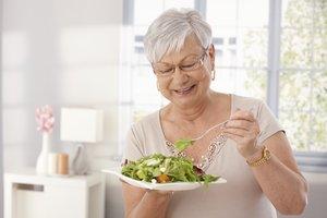 Eine Gewichtsabnahme ist auch mit 60 Jahren noch möglich.