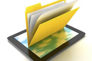 Ein Profil lässt Sie auf persönliche Dokumente zugreifen.