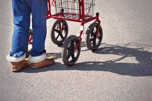 Behinderte erhalten Steuervorteile.