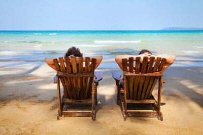 Strandurlaub geht auch im Winter.