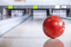 Wurfbezeichnungen beim Bowling
