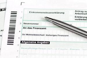 Zinsen müssen in der Steuererklärung angegeben werden.