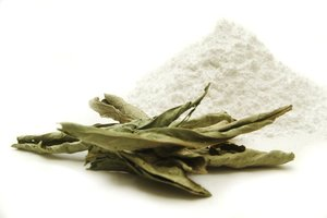 Stevia ist ein zuckerfreies Süßungsmittel.