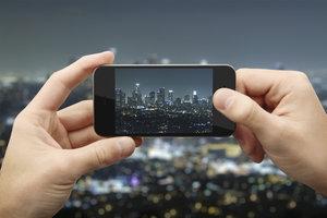 Mit dem modernen Nokia sind Screenshots möglich.