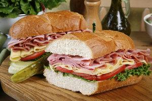 Sandwiches - ein Teil amerikanischer Esskultur