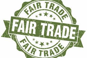 Mit Fair-Trade-Produkten können Sie Produzenten helfen.