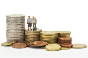 Die Rentenbeiträge werden während der Arbeitslosigkeit weiterhin gezahlt.