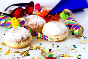Berliner - nicht nur zu Karneval beliebt