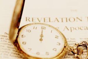 Die Johannesoffenbarung kündigt das nahende Ende der Welt an.