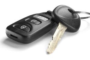 Den Autoschlüssel verlegen viele Menschen häufig.