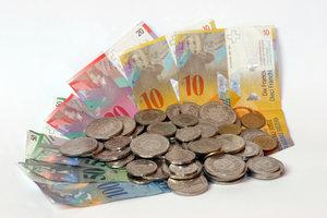 Fluchtwährung seit vielen Jahren - Schweizer Franken