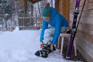 Ist ein Skischuh zu eng, können Sie ihn weiten lassen.