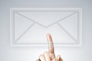 Mehrere E-Mail-Konten sind schnell eingerichtet.