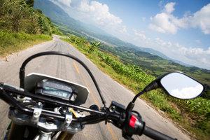 Ein Motorradfahrer sollte sich immer auf seine Bremsen verlassen können.