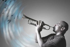 Jazz kommt aus den USA.