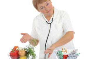 Verzehren Sie lieber frisches Gemüse anstatt Gemüse in Form von Tabletten.