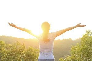 Das Licht der Sonne gilt als Motor allen Lebens.