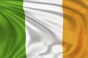 In den Farben der irischen Flagge gibt es einen Drink.