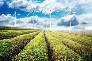 Diverse Anlagealternativen beim Investment in erneuerbare Energien
