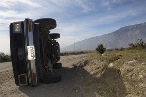 Ein Unfall während der Probezeit kann eine Nachschulung unumgänglich machen.