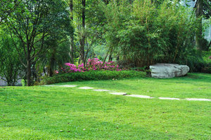 Die Definition von Gartenland ergibt sich aus der Nutzung.