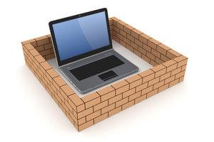 Eine Firewall sollte den PC schützen, doch der Fehler 0x80070242 verhindert dies.