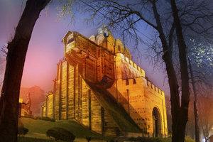 """Das """"Große Tor von Kiew"""" ist der monumentale Abschluss der """"Bilder einer Aussstellung""""."""