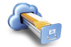 Wuala speichert Dateien in der Cloud.
