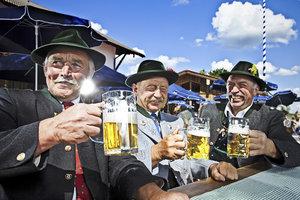 Es gibt viele Vorurteile über die Bayern.
