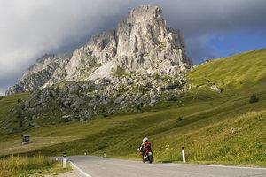 Motorradfahren in Italien ist etwas für Genießer.