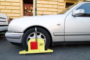 Die Folgen nicht bezahlter Parkgebühren trägt der Fahrer.