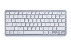 Die Tastatur am iPad können Sie anpassen.