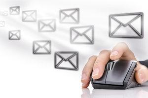 E-Mails lassen sich über verschiedene Wege empfangen - so, wie es Ihnen am besten passt.