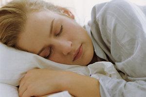 Geht nachts die Nase zu, stört das den Schlaf.