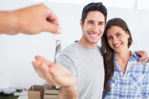 Bevor es zum Wohnungswechsel kommt, erst mal die Besichtigung meistern.