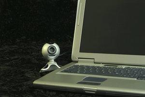 Mit einer Webcam kann jeder Video-Chats erstellen.