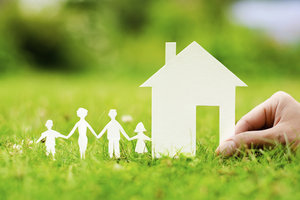 Grundstück kaufen, später bauen - Steuervorteil bei getrennter Finanzierung.