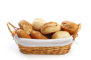 Brötchen sind lecker, können aber Spuren von Laktose enthalten.