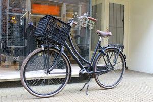 Auch ältere Fahrräder können mit einer Scheibenbremse ausgestattet werden.