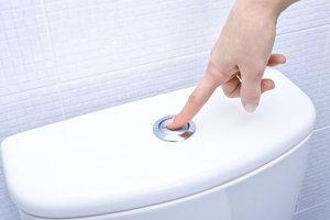 Jeder Spülkasten taugt zum Wasser sparen.